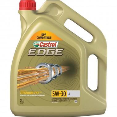 CASTROL EDGE LL 5W30 5L