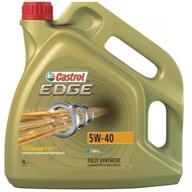 CASTROL EDGE TITANIUM 5W40 4L