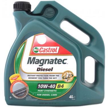 CASTROL MAGNATEC DIESEL 10W40 4L