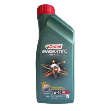 CASTROL MAGNATEC 5W40 DPF 1L