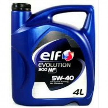 ELF EVOLUTION 900 NF 5W40 4L