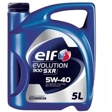 ELF EVOLUTION 900 SXR 5W40 5L