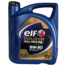 ELF EVOLUTION F-TECH FE 5W30 5L