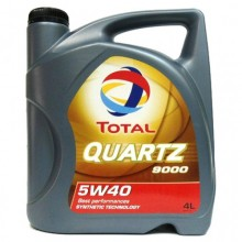 TOTAL QUARTZ 9000 5W40 4L