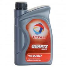 TOTAL QUARTZ 5000 15W40 1L