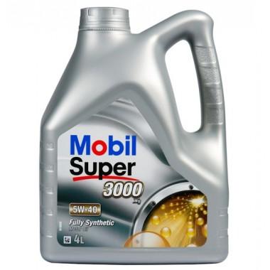 MOBIL SUPER 3000 X1 5W40 4L