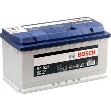 Акумулатор - 95AH 800a  BOSCH SILVER S4