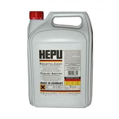 HEPU G12 червен 5л.