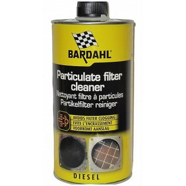 Particulate filter cleaner - Почистване на филтър за твърди частици  BAR-1042